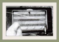 poste de radio des années 60, mémoire des objets